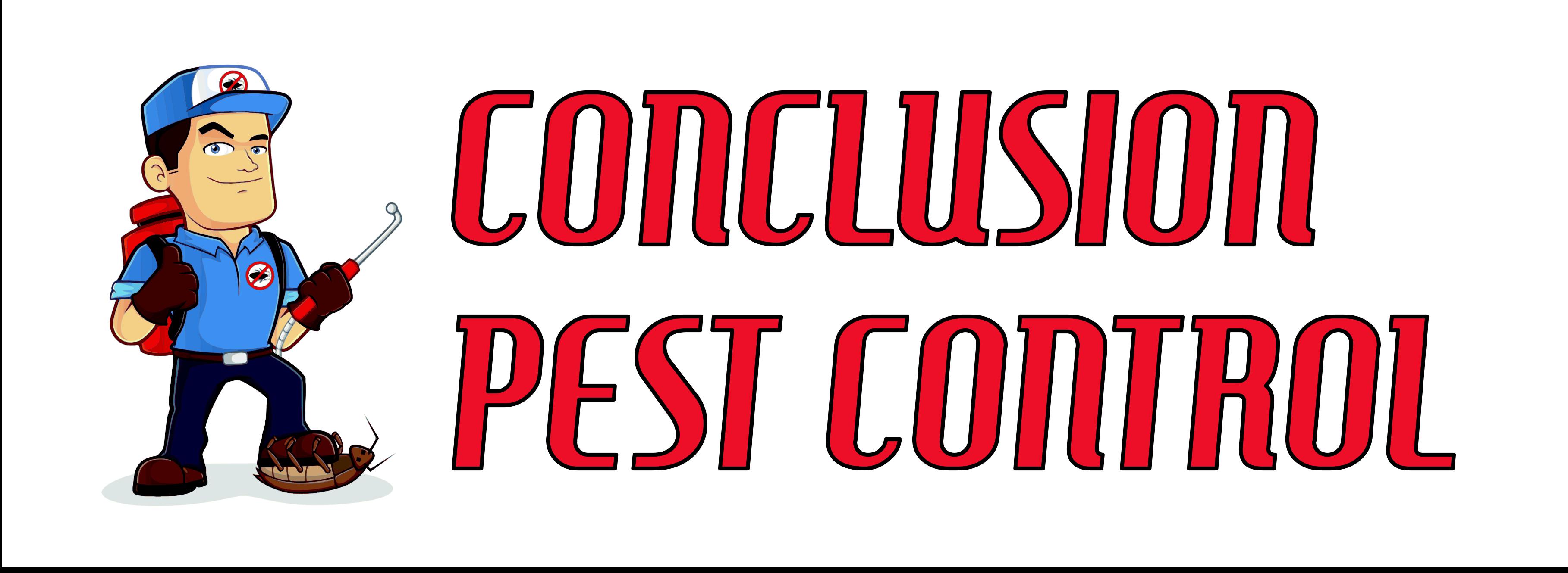 Conclusion Pest Control